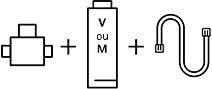 Set de filtre à eau WMF V ou M