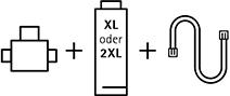 WMF Wasserfilter-Set XL oder 2XL