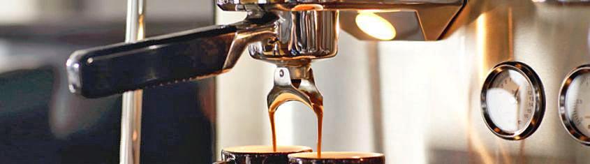 Machines à espresso automatique