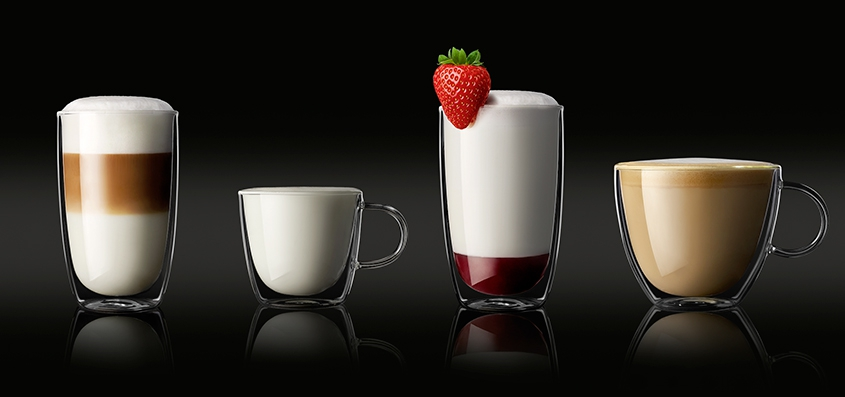 WMF Milk systems