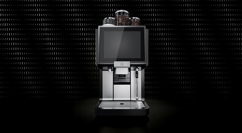 Mise en route suite à un arrêt prolongé d'une machine à café WMF