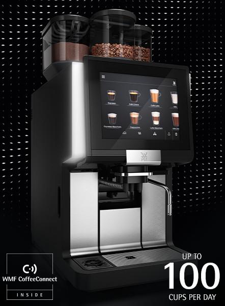 WMF coffee machine 1500 S+