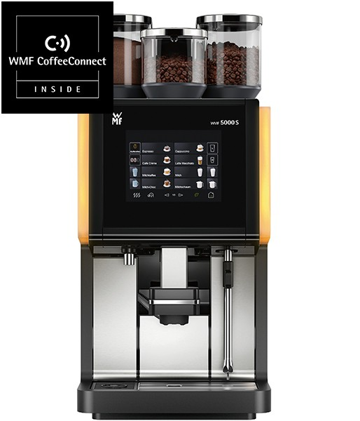 Coffee To Go Denn Genuss Kann Nicht Warten Die WMF 5000 S