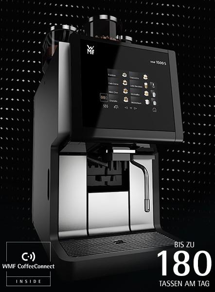 Kaffeevollautomat WMF 1500 S Classic