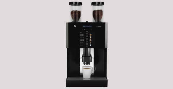 wmf 1200 f filter coffee machine. Black Bedroom Furniture Sets. Home Design Ideas