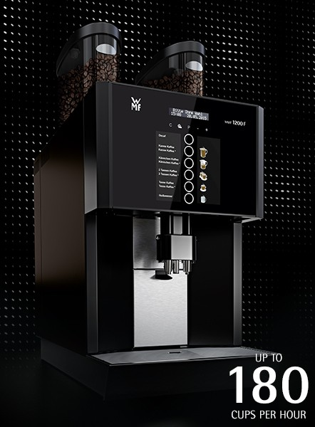 WMF Filter Coffee Machine 1200 F