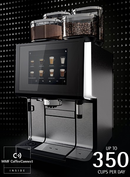WMF coffee machine 9000 S+
