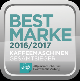 Auszeichnung für WMF Kaffeemaschinen