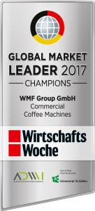 WMF Group named champion in the Global Market Leaders Index