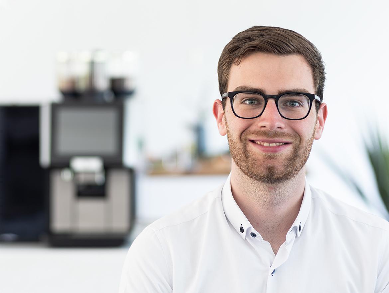 Thomas Ege, Produktmanager bei WMF