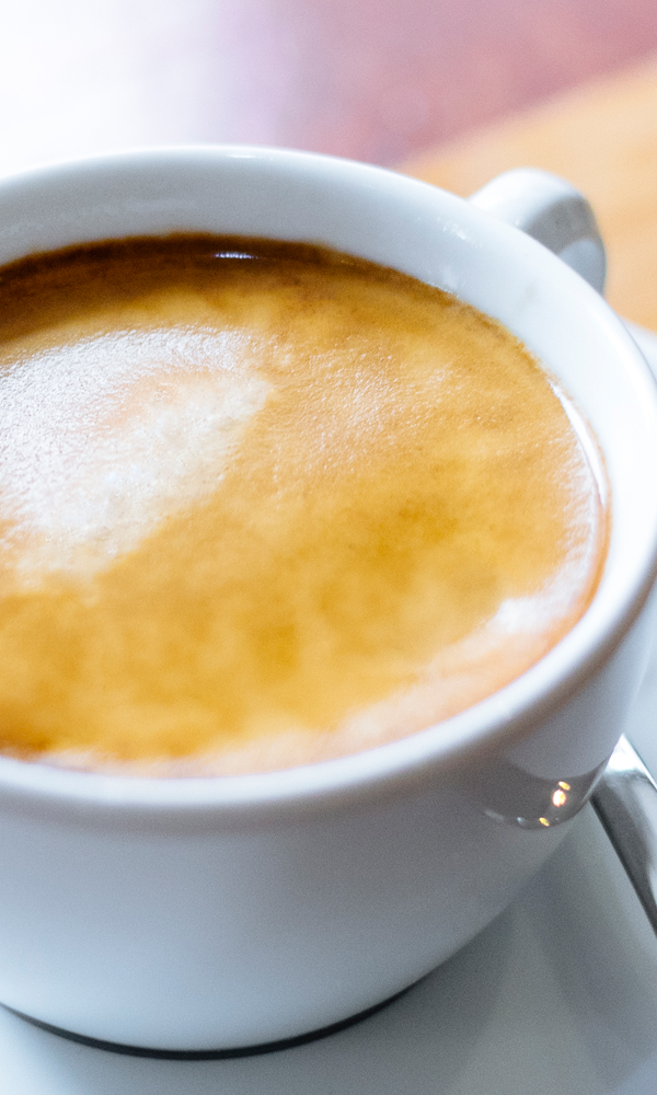 Stap 4: De perfecte kop koffie