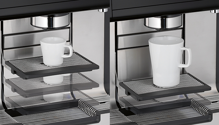 wmf 8000 s bean to cup machines. Black Bedroom Furniture Sets. Home Design Ideas