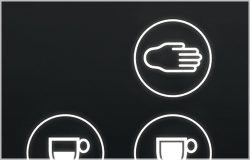 Café moulu externe