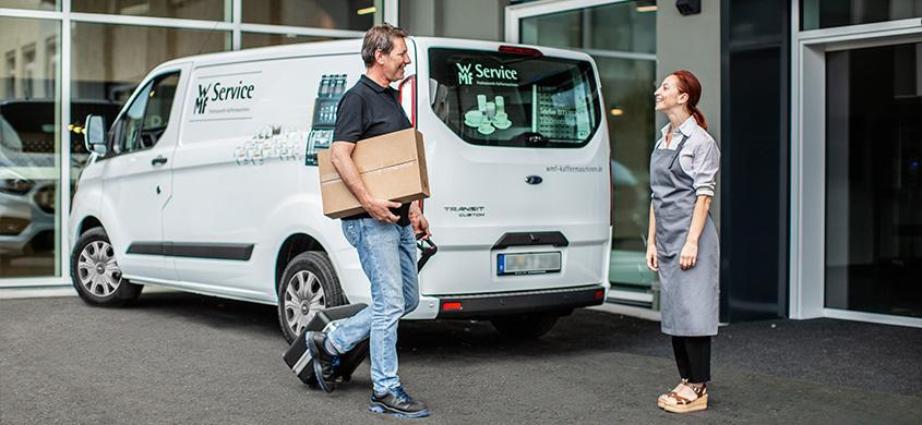 Über 350 Servicetechniker in Deutschland