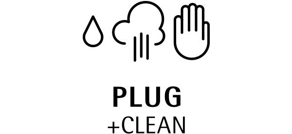 Plug+Clean