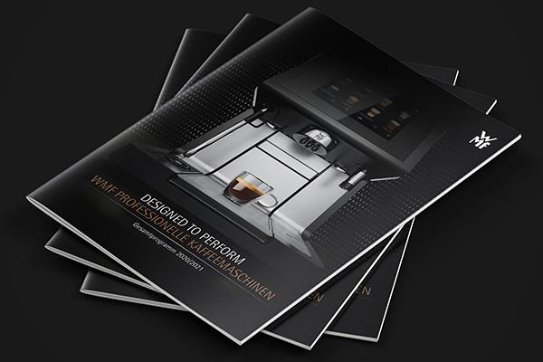 WMF Neuheiten 2021 Broschüre